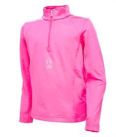 GIRL'S SAVONA   T-Necks & Shirts   Spyder