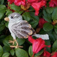 MIEKSCREATIES'S PATTERNS @ Amigurumipatterns.net featuring birds and a tree pattern