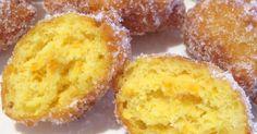 Recetas Monsieur Cuisine: Buñuelos de Naranja