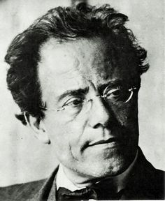 Gustav Mahler - late-RomanticAustrian composer among leading conductors of his generation. A Jew, born in village of Kalischt, Bohemia, (then the Austrian Empire) now Kaliště in Czech Republic. Romantic Composers, Classical Music Composers, Gustav Mahler, Classical Opera, Music Images, Opera Singers, Playwright, Conductors, Special People