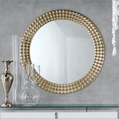 cattelan italia egypt round mirror | mirror | cattelan italia | contemporary furniture