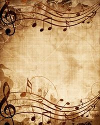 Old Music Sheet Musical Notes Stock Illustration 112486481 Decoupage Vintage, Decoupage Paper, Vintage Paper, Sheet Music Art, Guitar Sheet Music, Music Sheets, Music Painting, Music Artwork, Music Manuscript