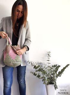 Tutorial bolso Tapestry trapillo, La técnica mágica del crochet.