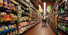 Supermercados em Los Angeles #viagem #california