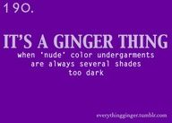 It's a ginger thing #190
