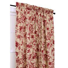 Croscill Romance Shower Curtain Intricate Jacobean