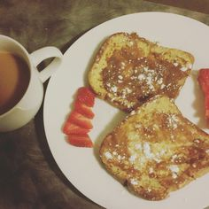 Food Art, Pancakes, French Toast, Breakfast, Morning Coffee, Crepes, Griddle Cakes, Pancake, Morning Breakfast