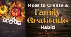 Recently, I had a chance to talk with my new friend, Richard, about family and gratitude on his Family Virtues Podcast. The conversation was awesome! How is your family practicing the fine art of gratitude? #family #gratitude #Thanksgiving