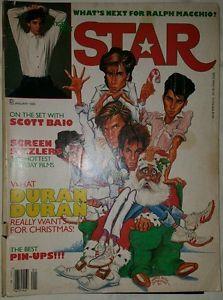 Vintage-Tiger-Beat-Star-magazine-January-1985-Duran-Duran-Scott-Baio-Prince