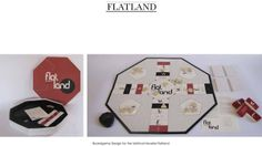 Flatland - Board Game on Behance