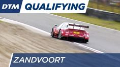 DTM Zandvoort 2016 - Qualifying (Race 1) - Re-Live (English) // Watch the qualifying for race 1 in Zandvoort on the DTM YouTube channel. German audio: http://youtu.be/Z-BaFOfrBKU