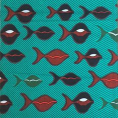 Pagne wax 120 habiba wax, tissu africain