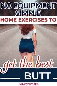 15 Exercises For A Firm Round & Lifted Butt. Get your glutes in shape from anywhere in the world. These exercises can be done at home or the gym to get the best butt ever. Lose Weight In A Week, Want To Lose Weight, Easy Weight Loss, How To Lose Weight Fast, Butt Challenges, Thigh Muscles, Home Exercise Routines, Butt Workout, Weight Loss Motivation