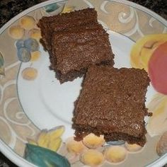 My Secret Brownie Recipe made with coconut oil