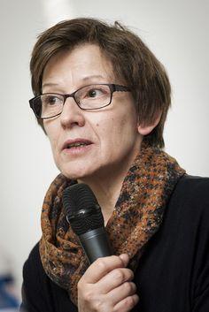 Marie-Claire Montet, médecin du travail SNCF / Forum Bien vivre au travail SNCF (novembre 2013) 2013, Marie Claire, November