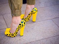 OMG Shoes: Thirty Shots of Fabulous Footwear at NYFW - Crowd Control - Racked NY