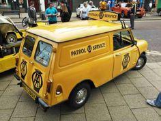AA Mini Panelvan