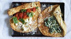 Savoury Pancakes Recipe | House and Leisure