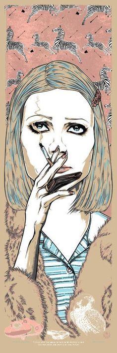Só eu, os tragos e os estragos em mim... DC