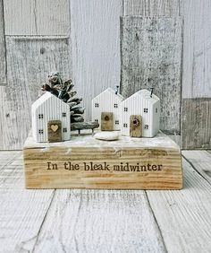 Check out this item in my Etsy shop https://www.etsy.com/uk/listing/559033981/winter-cottage-driftwood-art-wooden