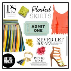 """""""Pleated Skirt 