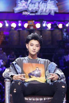 Looking perfect as always❤ Chanyeol, Tao Exo, Kyungsoo, Qingdao, Kris Wu, Rapper, Kim Jong Dae, Huang Zi Tao, Exo Korean