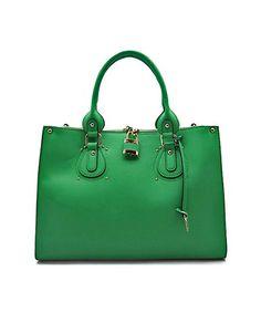 Ariel Padlock Tote Bag