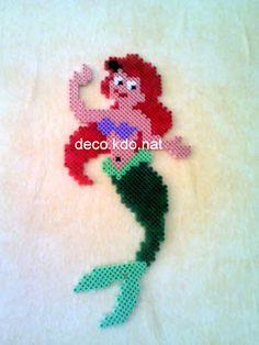 DECO.KDO.NAT: Perles hama: Ariel
