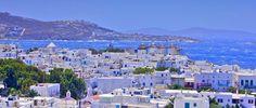 Mykonos z Modlina i dzień w Atenach!