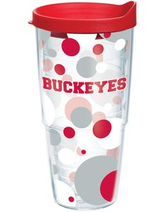 The Buckeyes and Tervis Tumblers