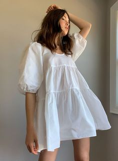 Casual Dresses, Fashion Dresses, Summer Dresses, Vintage Style Dresses, Dress Vintage, Girls Dresses, Mode Ootd, Look Man, Look Fashion