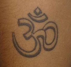 The Om tattoo I got is very healing because according to Hindu mythology it acts as a protection from negative energy. My life changed so much that I stopped drinking and smoking and have been a vegetarian for past 1 year… Read the full story behind Govind Raju's healing tattoo.