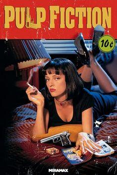 Free Watch Pulp Fiction Online Movies at papillon-hd. Pulp Fiction Film, Fiction Movies, 90s Movies, Good Movies, Movie Tv, Movies Free, John Travolta, Quentin Tarantino, Film Logo