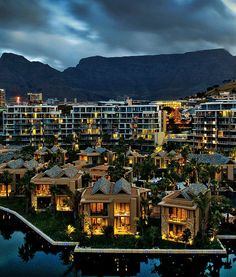 One&Only Hotel- Cape Town