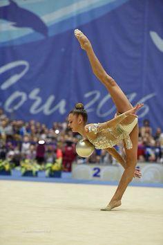 Aleksandra Soldatova (Rusia)