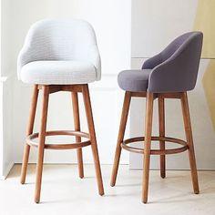 West Elm barstools swivel http://www.westelm.com/products/saddle-bar-counter-stools-h430/?pkey=ccounter-bar-stools&cm_src=counter-bar-stools||NoFacet-_-NoFacet-_--_-