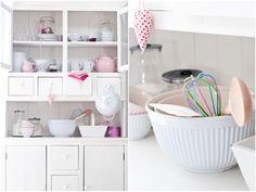Minty House Blog : na różowo