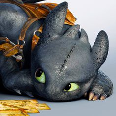 Toothless Am I allowed to cosplay as a human girl version of him?