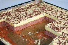 useful fabric crafts James Bond-Schnitte Rezept Dessert Simple, Brownie Desserts, Chocolate Desserts, Brownie Recipes, Baking Recipes, Cake Recipes, Dessert Recipes, Desserts For A Crowd, Easy Desserts