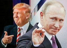 """Drain the swamp"" goes global? Putin's Anti-Corruption Purge continues."