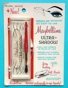 Maybelline 'Ultra-Shadow' Brush-On Eye Shadow
