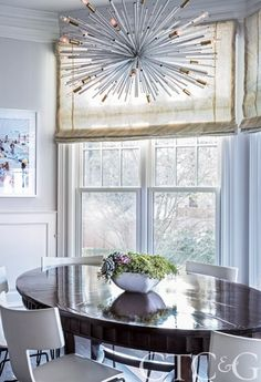Known for Movie Set Design, Marks & Frantz Mixes High-Voltage Glamour with Functionality in the Greenwich Home - Connecticut Cottages & Gardens - September 2015 - Connecticut