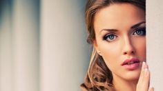 A Beautiful Face HD Wallpaper No 030