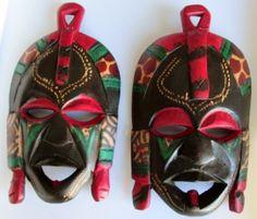 African Masks, Kenya, Hand Carved, Carving, Superhero, Character, Boutique, Art, Art Background