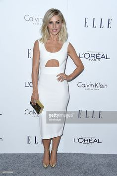 TV personality Julianne Hough attends the 22nd Annual ELLE Women in Hollywood Awards at Four Seasons Hotel Los Angeles at Beverly Hills on October 19, 2015 in Los Angeles, California.