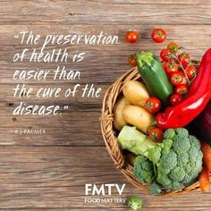 the preservation of health is easier then the cure of disease
