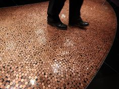 Gorgeous Penny Projects That Make More Than Good Cents