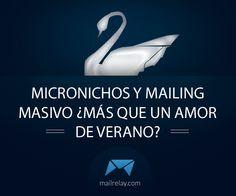 Micronichos y mailing masivo ¿Más que un amor de verano? http://blgs.co/7y6mAm