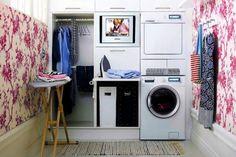 Neat laundry