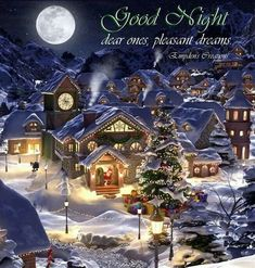 A CHRISTMAS GOOD NIGHT MY DEAR FRIEND'S,  GOD BLESS AND PEACE BE WITH YOU ALWAYS. ....... GINO